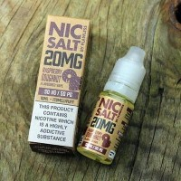 10 ml Nic Salt - Raspberry Doughnut TPD - 20mg  - Nikotinsalz-