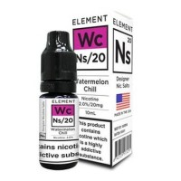Watermelon Chill 10ml Nic Salts by Element 20mg
