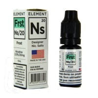 Frost 10ml Nic Salts by Element 20mg