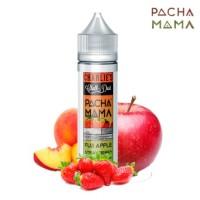 50 ml Pacha Mama Fuji Apple Strawberry Nectarine 0mg