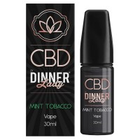 30 ml Dinner Lady -CBD- Mint Tobacco