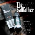 The Saltfather Barzini Black 20mg (Salt) 10ml E-liquid