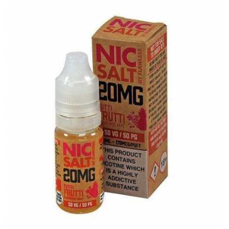 Nic Salt - Tutti Frutti 20mg 10ml - Nikotinsalz-