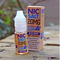 Nic Salt - Blueberry Slush 20mg 10ml - Nikotinsalz-