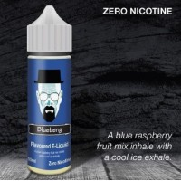 Blueberg V2 Max VG Ecovape Liquid 50 ml 0mg