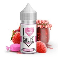 I Love Salts - Strawberry - 10ml 20mg - Mad Hatter