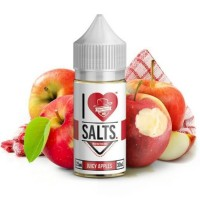 I Love Salts - Juicy Apples - 10ml 20mg - Mad Hatter