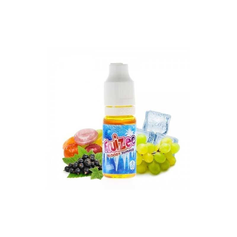 10ml E SALT Bloody Summer von Fruizee Nikotinsalz 20 mg
