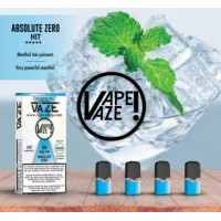 Vaze - Absolute Zero - 4 Pack Pods TPD2 20mg