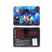 Flame wire D N80 10FT (26GA*3+38GA) - Demon Killer