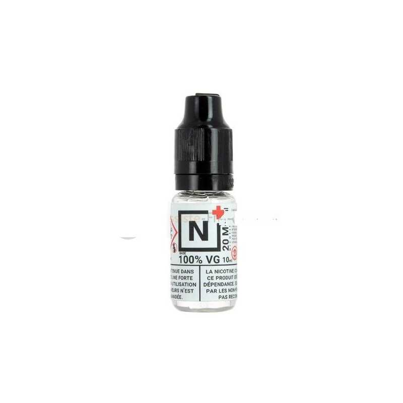10 ml - Booster N Salz 100% VG 20mg