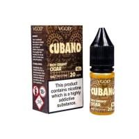Cubano Nic Salt Liquid von VGOD (20mg Nikotinsalz)