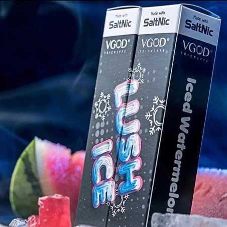 Lush Ice Nic Salt Liquid von VGOD (20mg Nikotinsalz)