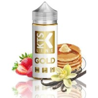 KTS Line - Gold Aroma 30 ml Shortfill