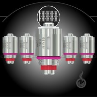 5x Eleaf GS Air M (MESH) Heads 0.35 ohm Verdampferköpfe
