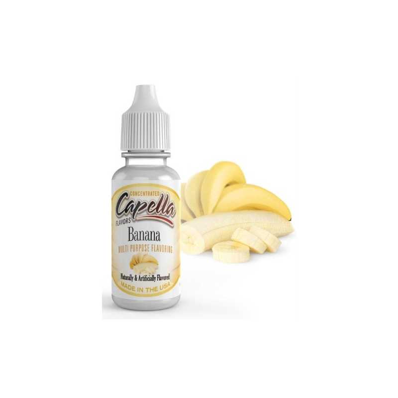 Banana- Capella Aroma 13ml