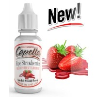 Ripe Strawberries - Capella Aroma 13ml