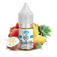I Love Salts - Pacific Passion - 10ml 20mg - Mad Hatter