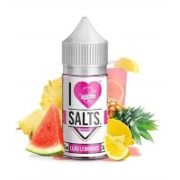 I Love Salts - luau Lemonade - 10ml 20mg - Mad Hatter
