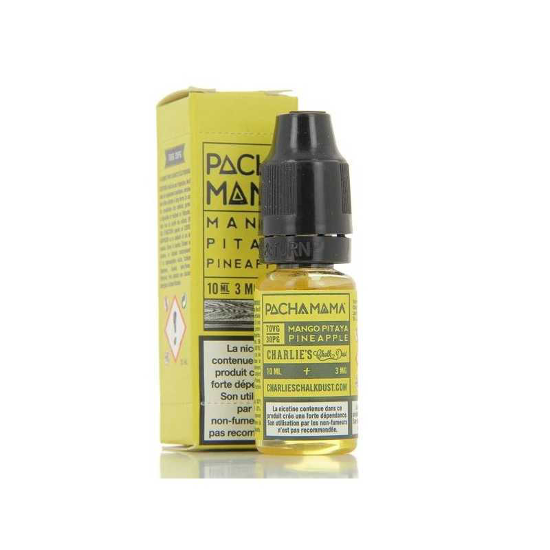 Pacha Mama Liquid - Mango Pitaya Pineapple 50ml 0mg