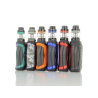Kit Aegis Solo 100 Watt TC + Cerberus 5.5ml Geek Vape