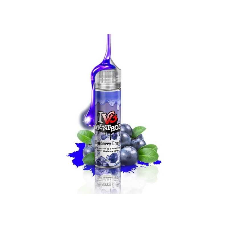 50 ml - Blueberry Blast - I VG MENTHOL