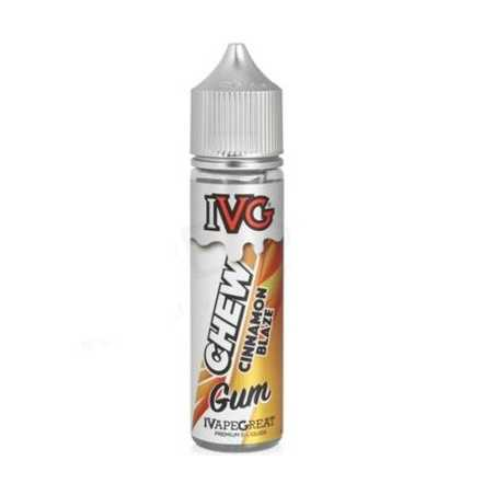 Cinnamon Blaze von I VG Chew Gum - 0mg 50ml Shortfill