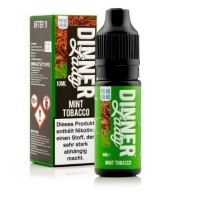 10 ml Dinner Lady - Mint Tobacco TPD2 3 oder 6mg Nikotin