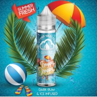 50 ml - Troppy Droppy Summer (70/30) von Cloudfuel