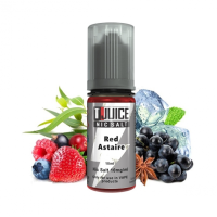 10ml Red Astaire (Nikotinsalz) von T-Juice TPD 2 Ready