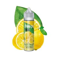 50 ml Black Ice Tea Lemon & Lemongras by Freeze Tea