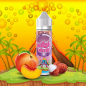 Peach and Lychee Bubble Island 10ml oder 50 ml