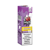 10ml I VG 50:50 Blackcurrant Millions 3/6/12 mg TPD E-Liquid