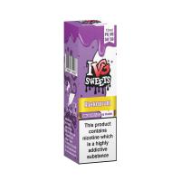 10ml I VG 50:50 Blackcurrant Millions 3/6/12 mg TPD E-Liquid