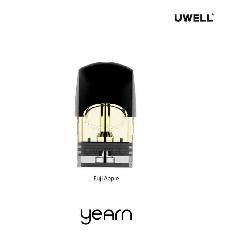 Fuji Apple Yearn Pod von Uwell 14 ohm 1.5 mg