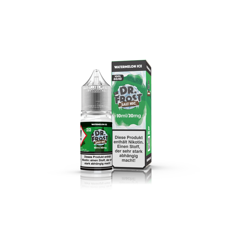 SALT - DR FROST - Watermelon Ice TPD2 20mg