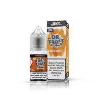 10 ml DR FROST - Orange Mango Ice Nikotin TPD2 Salt 20 mg