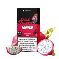 Pink Dragon Pods - Nikotin Salz Pods TPD2 20mg von Liquido
