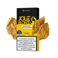 4x Jolie Blond Traditionnel Pods - Nikotin Salz Pods TPD2 20mg von Liquido