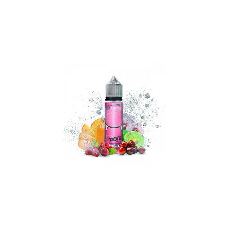 50 ml Pink Devil Summer Fresh AVAP (shortfill)