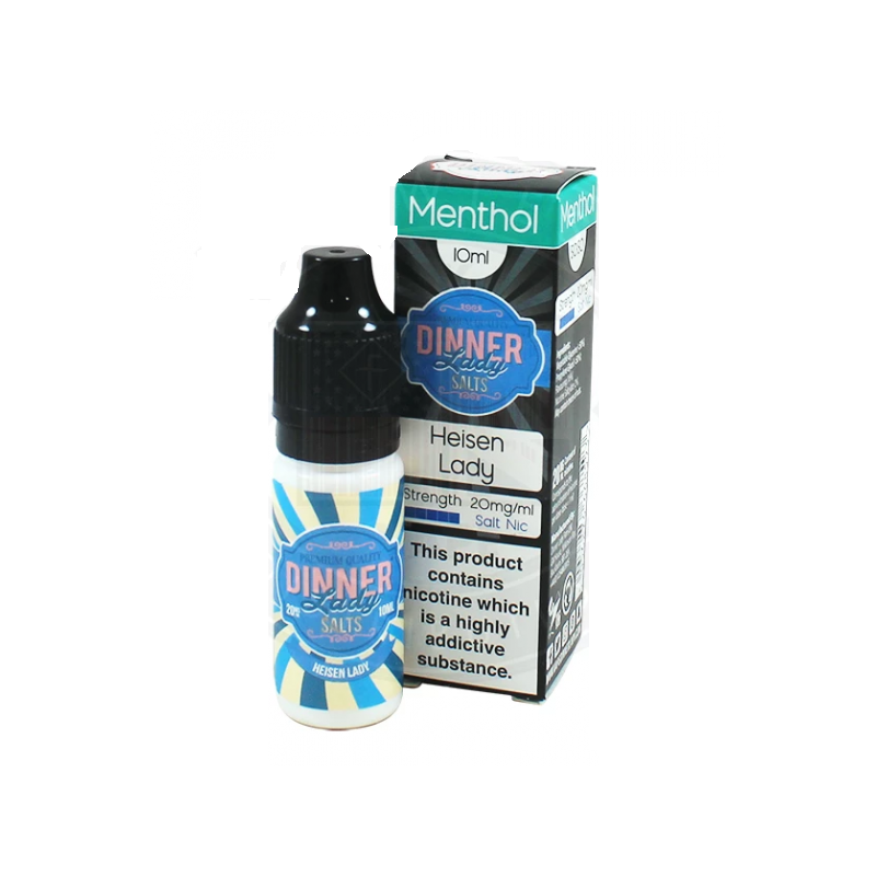10 ml Dinner Lady - Heisen Lady Salt TPD2 20mg Nikotinsalz
