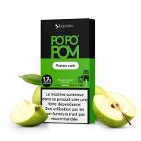 4x Po'Po'Pom Pods - Nikotin Salz Pods TPD2 20mg von Liquido