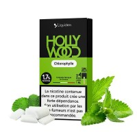 4x Holly Wood Pods - Nikotin Salz Pods TPD2 20mg von Liquido