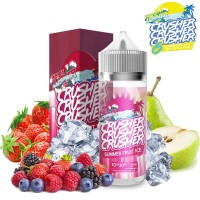 Crusher E-Liquid - Summer Fruit Ice 0 mg 100 ml UK