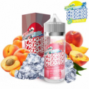 Crusher E-Liquid - Peach & Apricot Ice 0 mg 100 ml UK