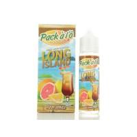 50 ml Long Island - Pack à l'ô Malysia Premium E-Liquid