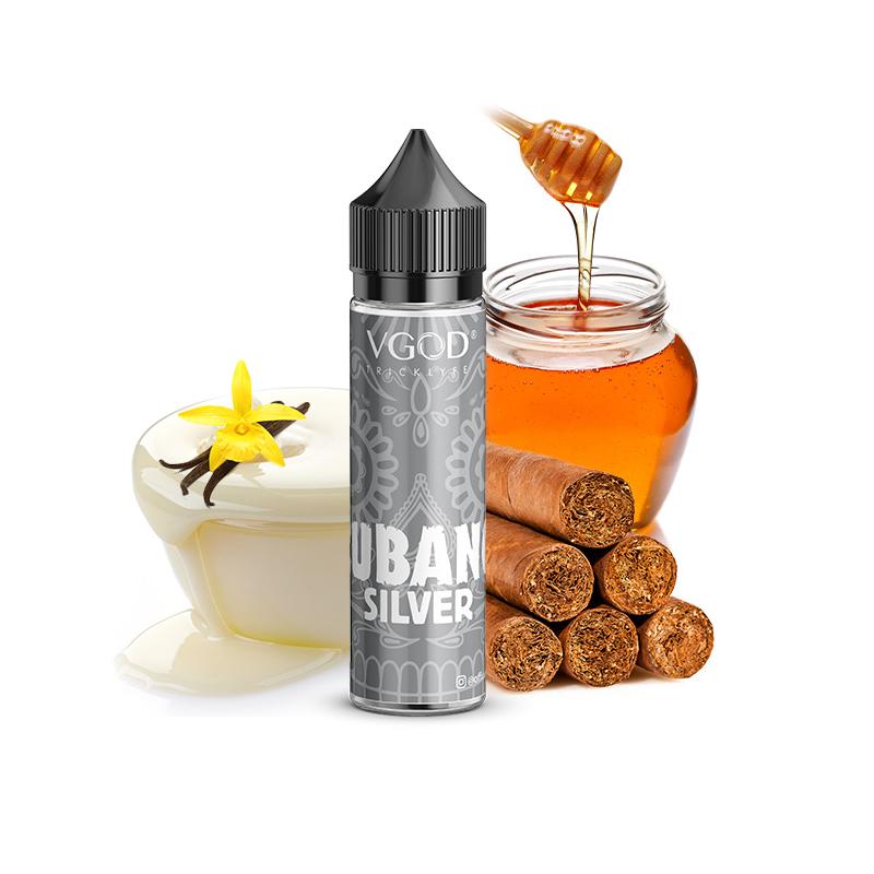 VGOD Cubano Silver Aroma 20 ml - Longfill- (DIY)