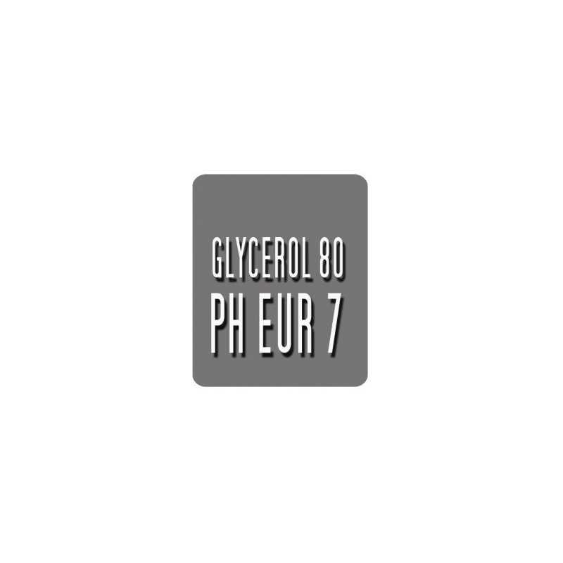1000 ml Glycerol 80 Glyzerin 0mg