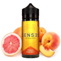 Senses by Six Licks - Peach Perfect 100ml 0mg