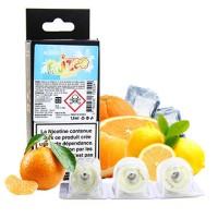 3x Pods - Sunny Nikotin Salz für Slym von Aspire 20 mg